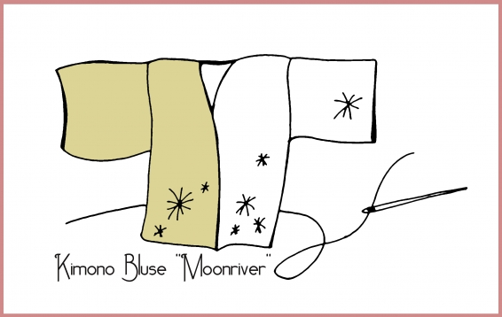 Moonriver Kimono
